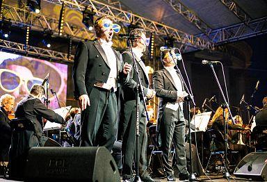 Koncert Open Air Gala 2018 - TRZECH TENORÓW