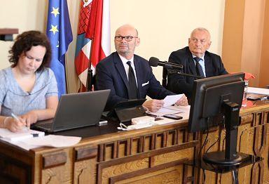 Kalisz - sesja absolutoryjna. Rada Miasta Kalisza.