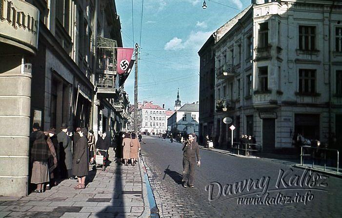 Kaliszu w czasie II wojny światowej - opowiada Piotr Sobolewski @ ul. Nowy Świat 4