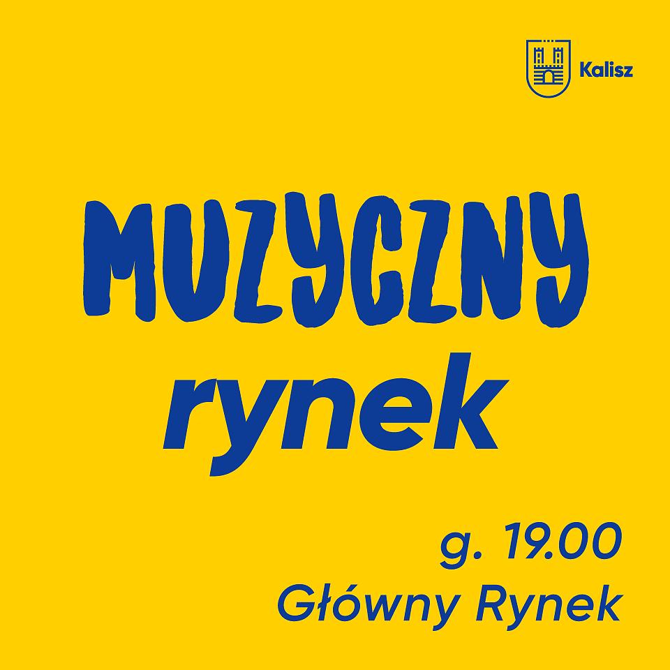 Muzyczny Rynek – Koncert Duo Kasprowicz i Marinczenko